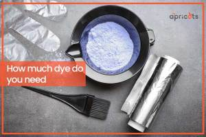 How much dye do you need