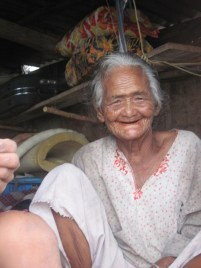 Bajau Laut Elder, Mabul Island, Semporna