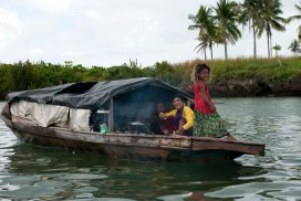 Sama Dilaut Houseboat, Labuan Haji, Malaysia