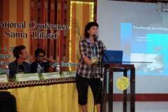 1st International Sama Dilaut Conference, Tawi-Tawi 2015