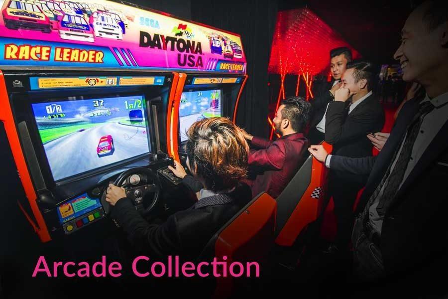 Daytona Arcade Game Collection
