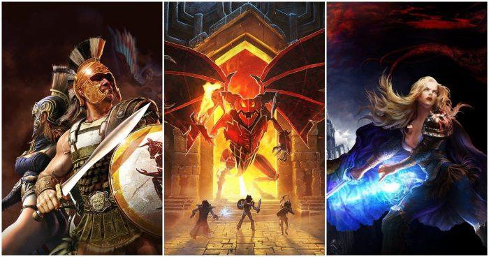 Juegos a los que puedes jugar si te gusta Diablo III 1