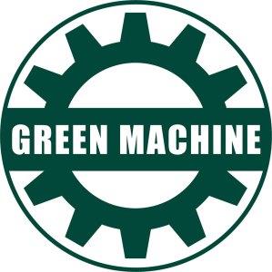 Green Cog Logo - Green-Cog-Logo