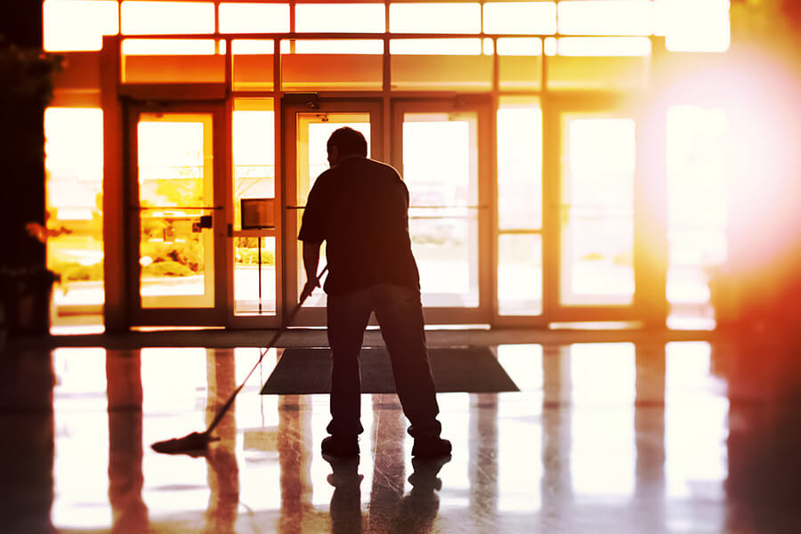 Janitorial Services image - Steuben Janitorial Service