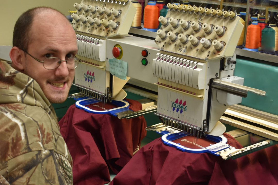Roy - Embroidery Services