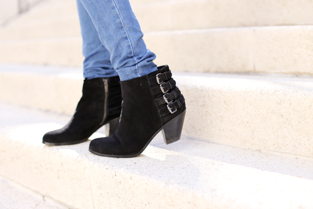 Sam Edelman Penrose booties (available here)