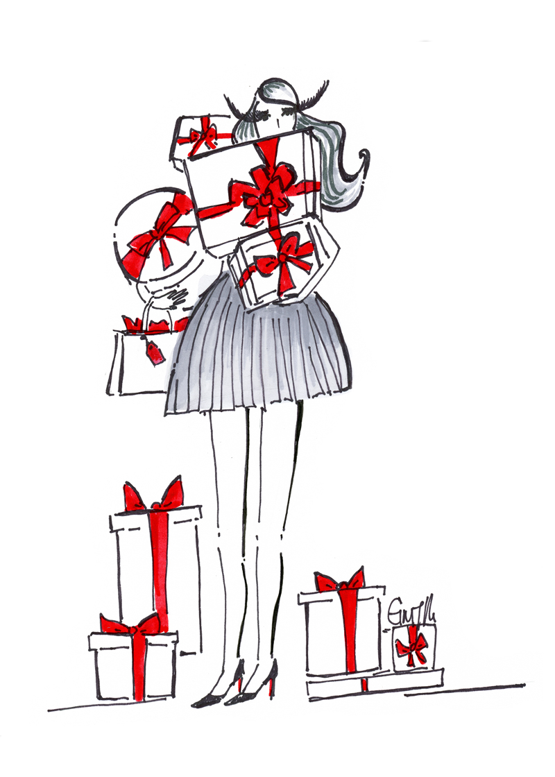 Gift Girl for the Holidays!