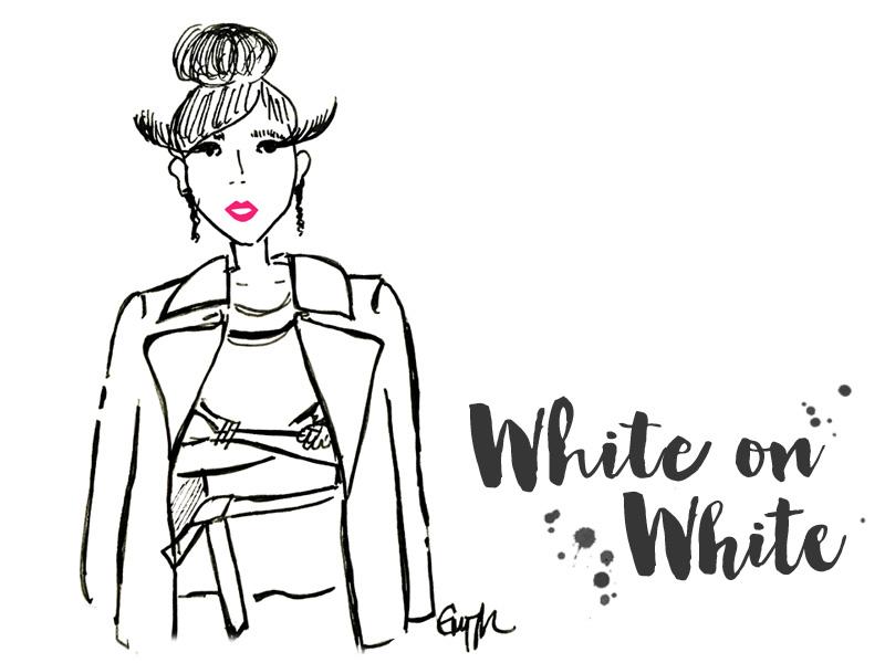 Whites for Spring!