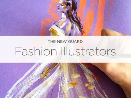 Levo.com mention for The new guard of fashion illustrators article October 2015