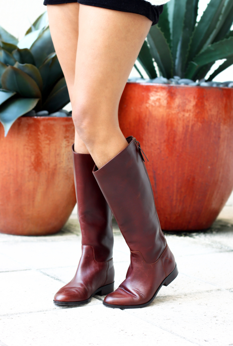 Cole Haan boots (available here)