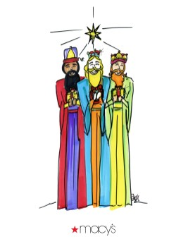 Macy's Three Kings Day
