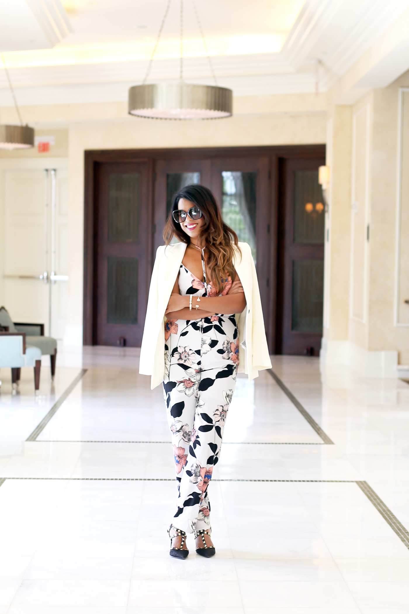 TAOS-floral-Jumpsuit-OOTD-leith-nordstrom