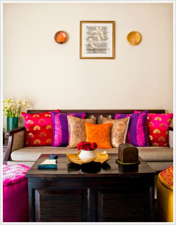 50+ Indian Interior Design Ideas - The Architects Diary