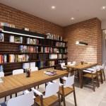 Library Interior Design India