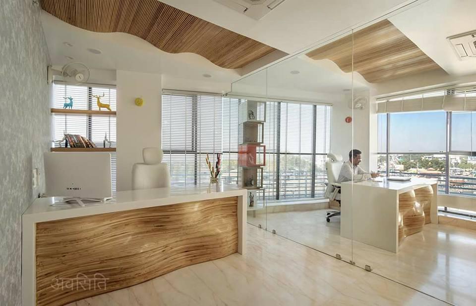 office cabin design