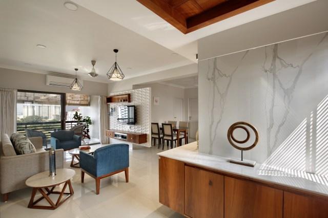 2 Bhk Interior Design | Studio 7 Designs - The Architects ...