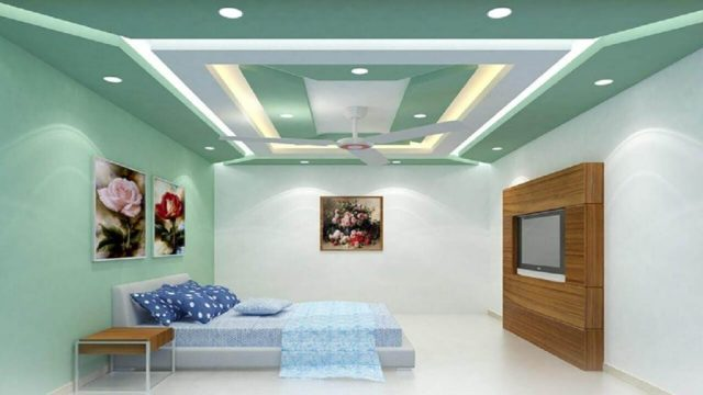 Latest Ceiling Design for Bedroom Updated 2021 - The ...