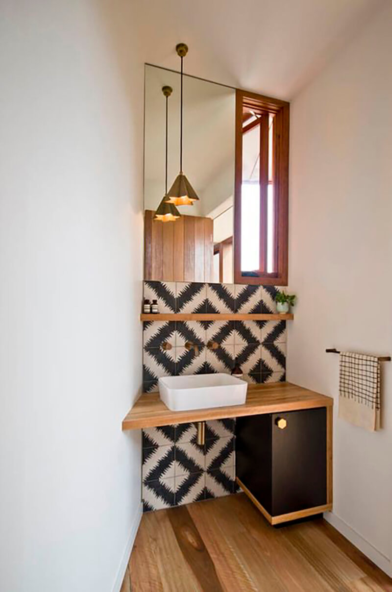 modern powder room ideas and designs