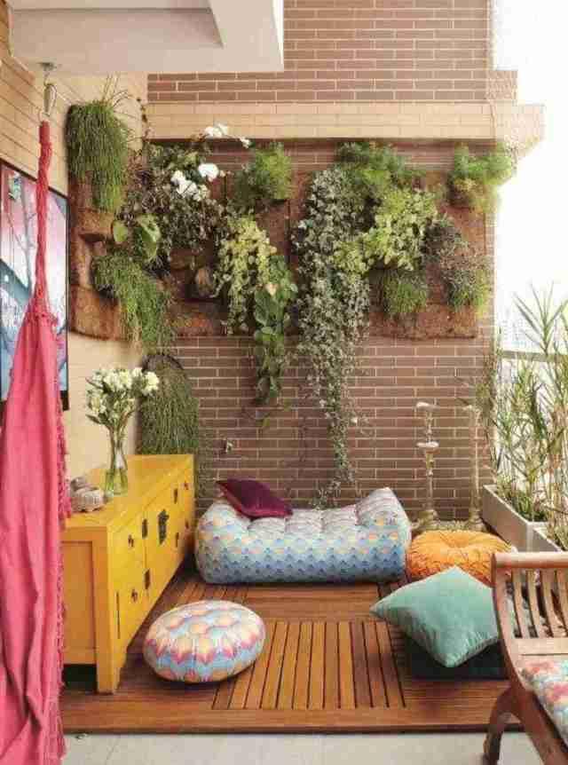 12 Apartment Balcony Garden Decorating Ideas And Designs