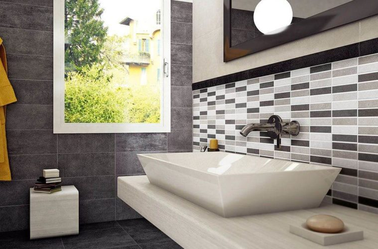 18 geometric bathroom tiles of 2020 for