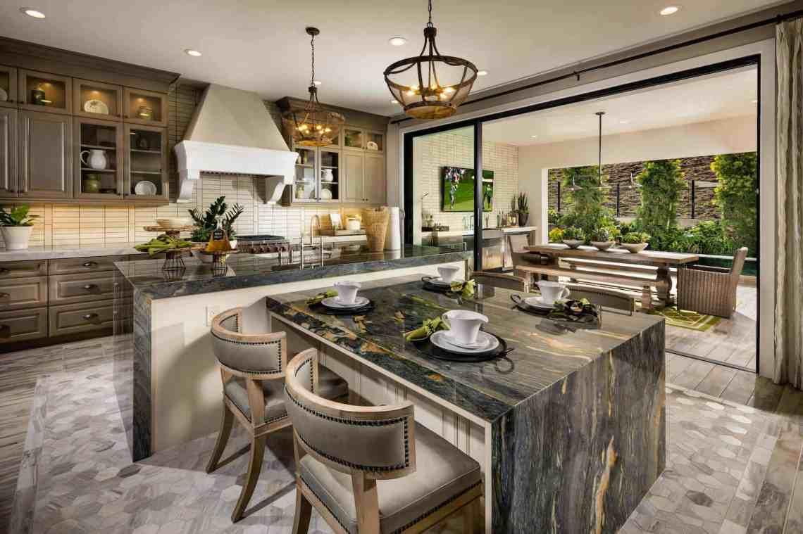 20+ Modern & Beautiful Kitchen Design Ideas - The ...