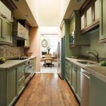 20 Gorgeous Galley Kitchens Design Ideas For Home The