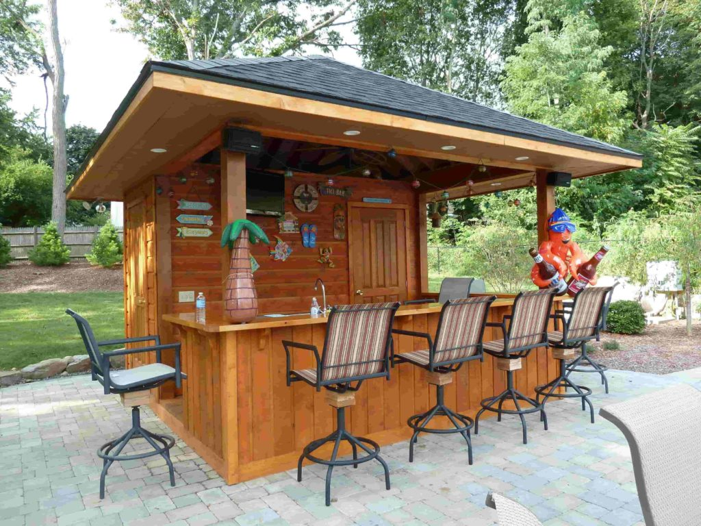 best diy outdoor and patio bar design ideas