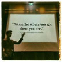 «No Matter […]»