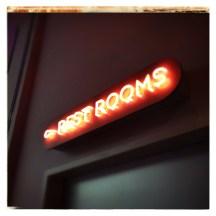 Rest Rooms