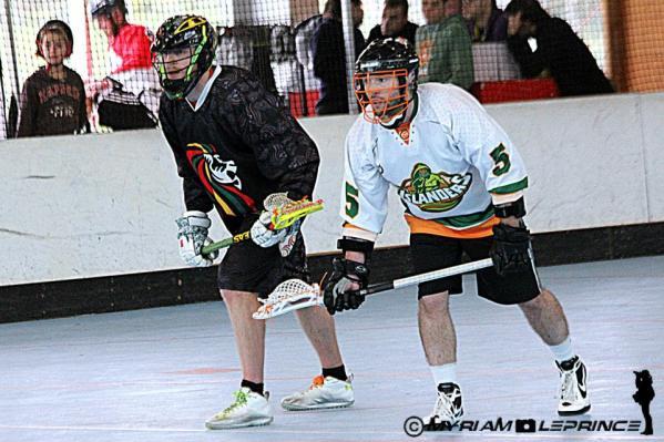 DreadLAX Box ArchLevel Lacrosse Apparel