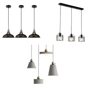 ceiling lights- pendant lights