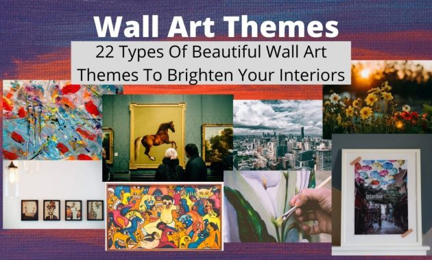 Arch Space Wall art themes