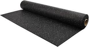 Rubber flooring-Rolls