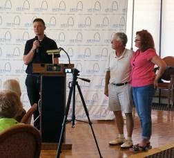2017 ARCHway March 18th Golf - Danny Rich Cheryle O'Brien