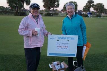 2017 ARCHway March 18th Golf -Sharon Blair _ Sheri Crittendon