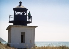The abandoned light house