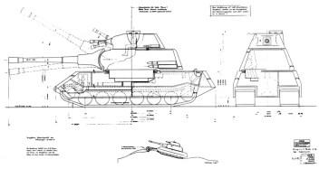 Mammut stock turret
