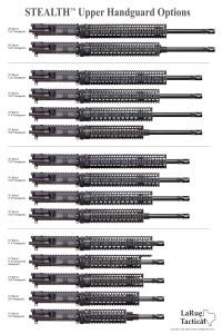 Carbine vs Mid-Length vs Rifle AR-15 - thearmsguide.com
