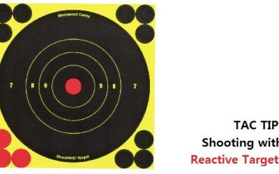 QuickTip: Shoot-N-C (Using Reactive Targets) - TheArmsGuide.com