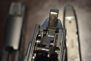 CZ P-07 trigger