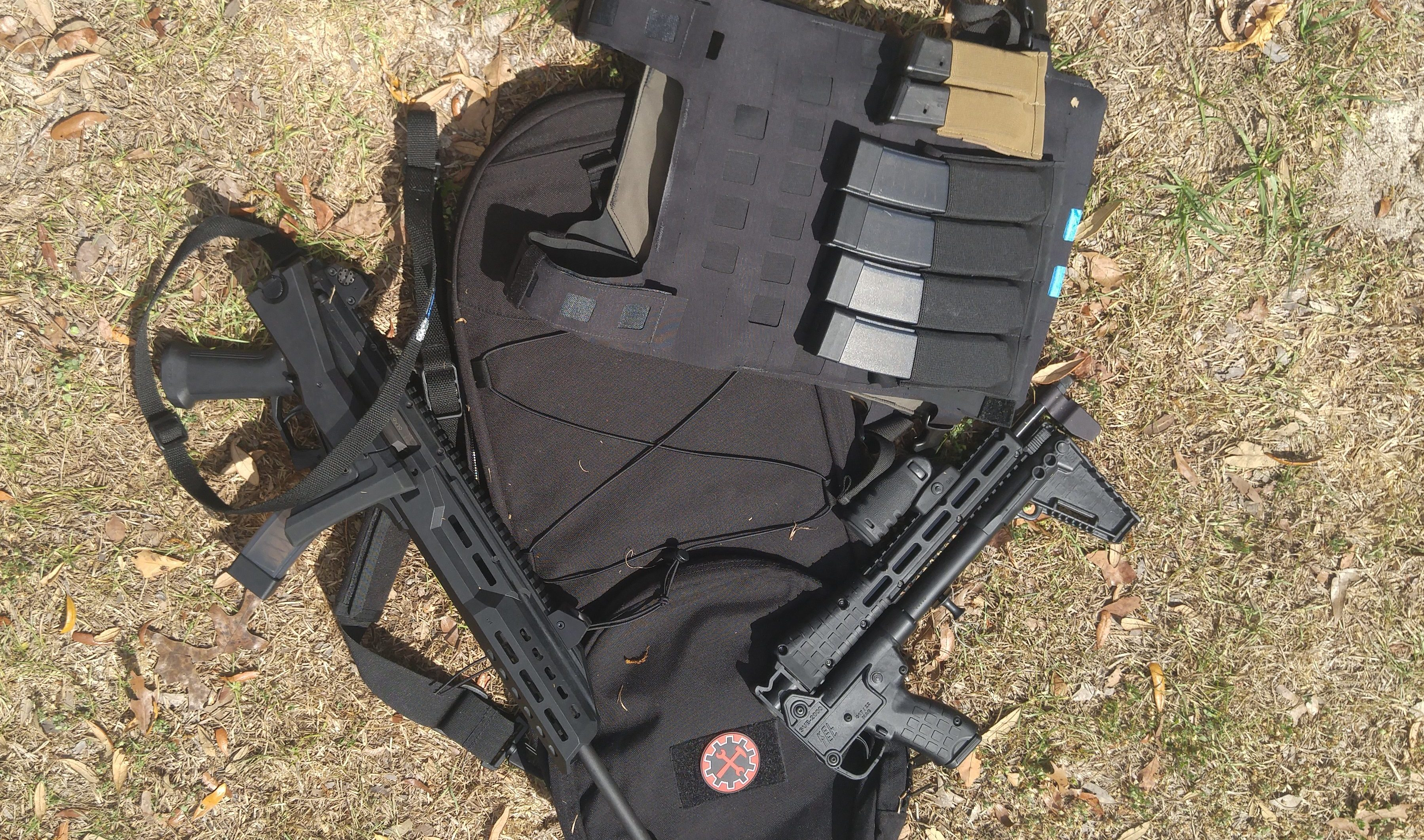 Sneaky Bags Covert Rifle Bag