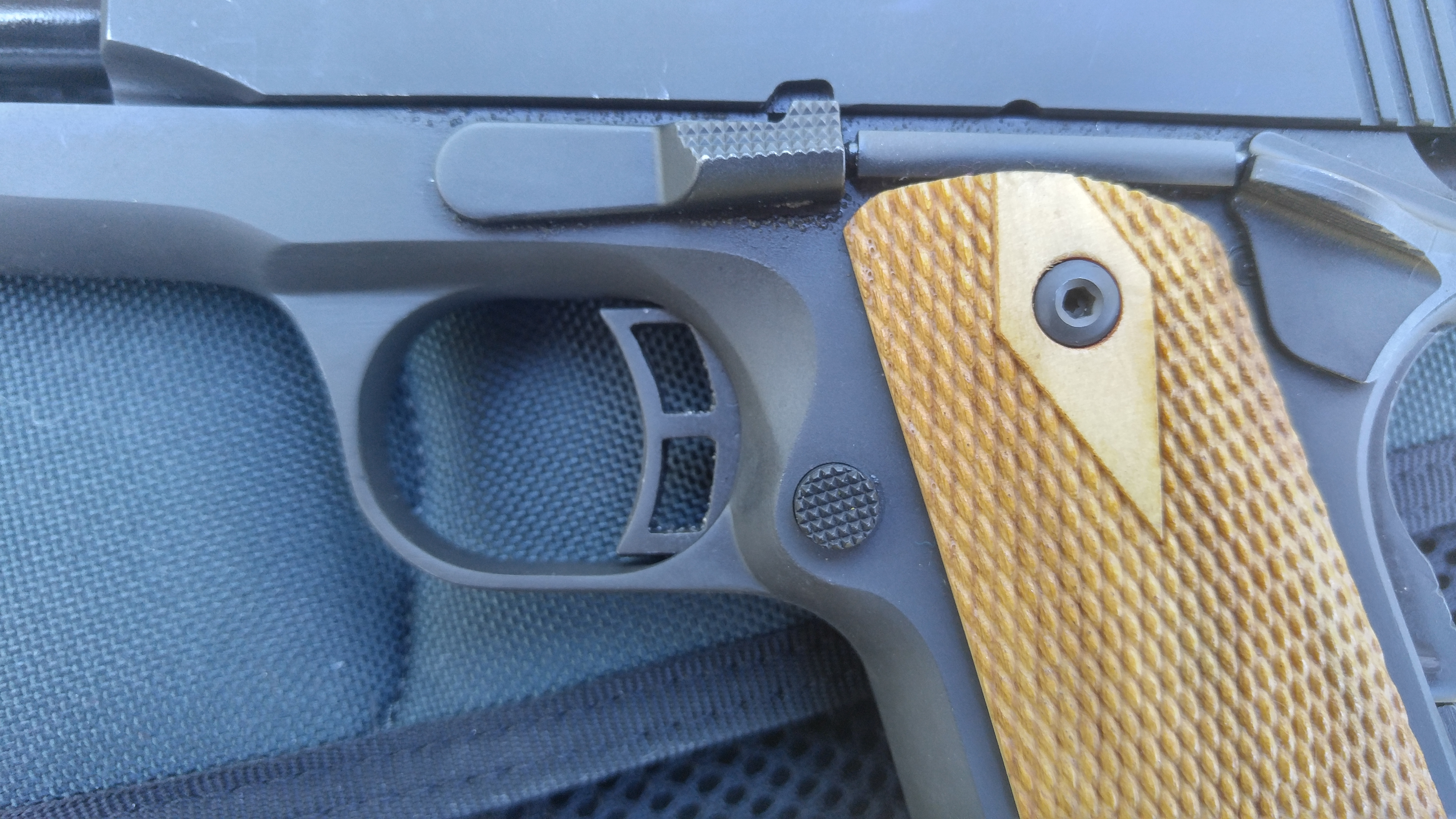Taylor 1911 Compact 9mm