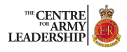 Centre for Army Leadership Resources
