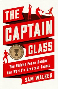 The Captain Class Book by Sam Walker