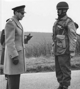 The Lord Down Here: Discipline Lessons from RSM Lord MVO MBE