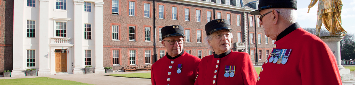Chelsea Pensioners Five Fathers Day Days Out For Soldiers