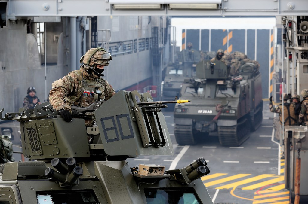 NATO Trident Juncture: Leaders: Myth and Reality