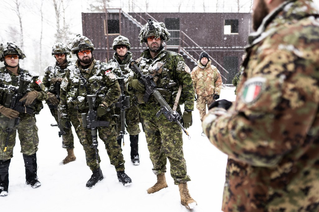Anti-fragile Leadership - Canadian Armed Forces.