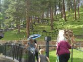 Deadwood Cemetery to see Wild Bill Hickock