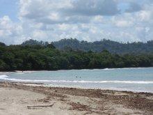 Great swimming beach